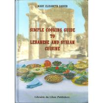 Livro De Receitas Libanesa E Síria - Livro Em Inglês