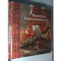 Livro Memórias Gastronômicas (novo - Lacrado)