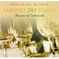 Livro Sabores Do Brasil Christina Altran