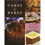 Livro: Cakes & Bakes/ Paragon (novo)