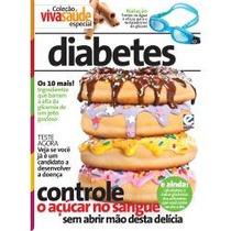 Livro - Coleção Viva Saúde - Diabetes - Guia De Saúde