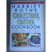 Livro - Colesterol Control Cookbook - Harriest Roth