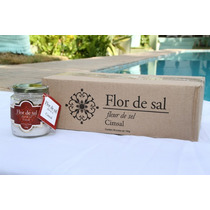 Flor De Sal Cimsal - (caixa Com 8x150g) - Gourmet