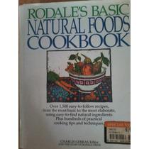 Livro De Receitas Naturais Em Inglês Rodale