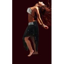 Roupa Para Dança Do Ventre - Feita No Egito