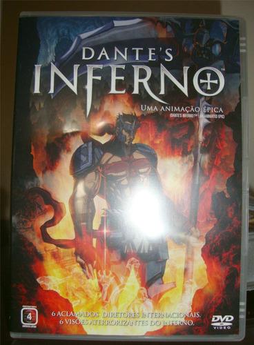 Dantes Inferno - Uma Animação Épica