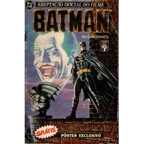 Batman - O Filme (02 Edições/inglês-portugues) C/01 Poster