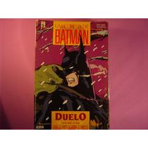 Cx B 05 Mangá Hq Coleção Dc Um Conto De Batman Duelo 2 De 2