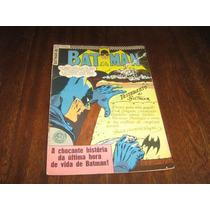 Batman 2ª Série Nº 89 Novembro/1968 Editora Ebal Raro !