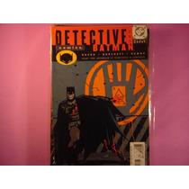 Cx B 36 Mangá Hq Coleção Dc Batman Detective Comics Ingles