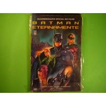 Cx B 115 Mangá Dc Quadrinização Oficial Batman Eternamente