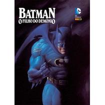 Batman O Filho Do Demônio - Panini - Capa Dura