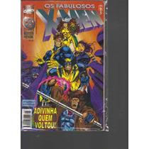 Os Fabulosos X-men N 5 - Marvel Comics-editora Abril Jovem
