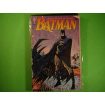 Cx B 113 Mangá Hq Dc Nova Revista Mensa Batman Vol 01
