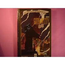 Cx B 22 Mangá Hq Coleção Dc Um Conto De Batman Gotham City