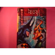 Cx B 34 Mangá Hq Coleção Dc Gibi Batman Hong Kong
