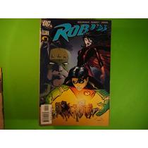 Cx B 47 Mangá Hq Coleção Dc Batman - Robin 139 - Ingles