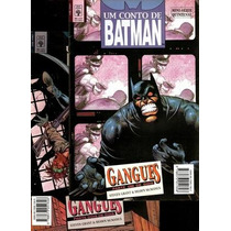 Batman - Gangues - Editora Abril - Heroishq