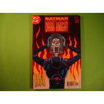 Cx B 77 Mangá Hq Dc Batman Legends Of The Dark Knight Ingles