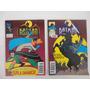 Batman O Desenho Da Tv Nºs 8 Ao 11 Ed Abril