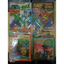 Flash E Os Novos Deuses - Jack Kirby - Editora Ebal Gigante