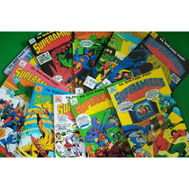 Superamigos -edições 01 Ao 10 -ebal Em Formatinho