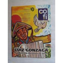 Revista Cofi Luiz Gonzaga E Jorge Amado São Homenageados