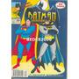Batman, O Desenho Da Tv Nº 20 - Editora Abril - 1995