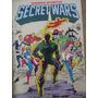 Gibi Marvel Comis Guerras Secretas Nº 11 1986