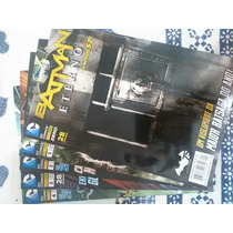 Pack Batman Eterno Edições 00 A 04 Impecáveis