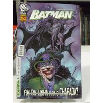 Batman Fim Da Linha Para O Charada? - Nº 101