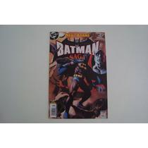 Cx Delta 20 - 17 ## Dc Comics Coleção - Batman Saga Nº 04