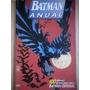 Revista - Batman Anual Número 4 - 100 Páginas - Ótimo Estado