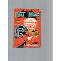 Batman 5 Da 1ª Série! Abril! Sebo Da Bidi
