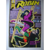 Robin 3 Mini-série Em 3 Edições Ed. Abril