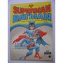 Superman & Batman Coleção Invictus No.11 Ano 1994 Nova Sampa