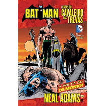 Batman - Lendas Do Cavaleiro Das Trevas Neal Adams N° 4