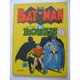 Batman & Robin Coleção Invictus No.3 Nova Sampa 1992 Ótimo!