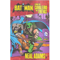 Batman: Lendas Do Cavaleiro Das Trevas Nº 02 ( Neal Adams )