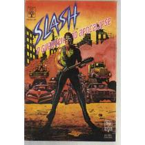 Slash O Guerreiro Do Apocalipse Mini-serie 3 Ediçoes - Abril