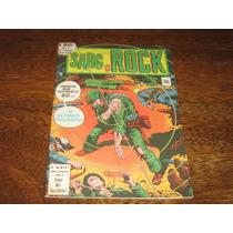 Sargento Rock O Herói 2ª Série Nº 4 Abril /1978 Editora Ebal