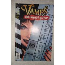 Vamps Hollywood Na Veia 2 De 3 Editora Atitude 1994