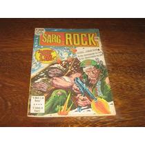 Sargento Rock O Herói 2ª Série Nº 15 Março/1979 Editora Ebal