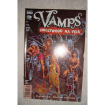 Vamps Hollywood Na Veia 1 De 3 Editora Atitude 1994