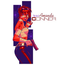 Livro The Art Of Amanda Conner ( Hardcover)