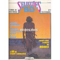 Selecões Bd 1ª Série Nº 17 - Meribérica - Ano 1989