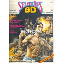 Selecões Bd 1ª Série Nº 6 - Meribérica - Ano 1988