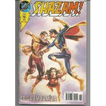 Shazam- Nº11 - 1997- Em Cores - 78 Paginas.