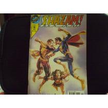 Hq Shazam! Nº 11 Ano 1997 Frete Grátis