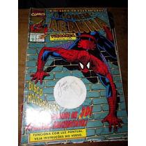 Gibi Marvel Homem-aranha Nº 1 1995 Abril Form Amer